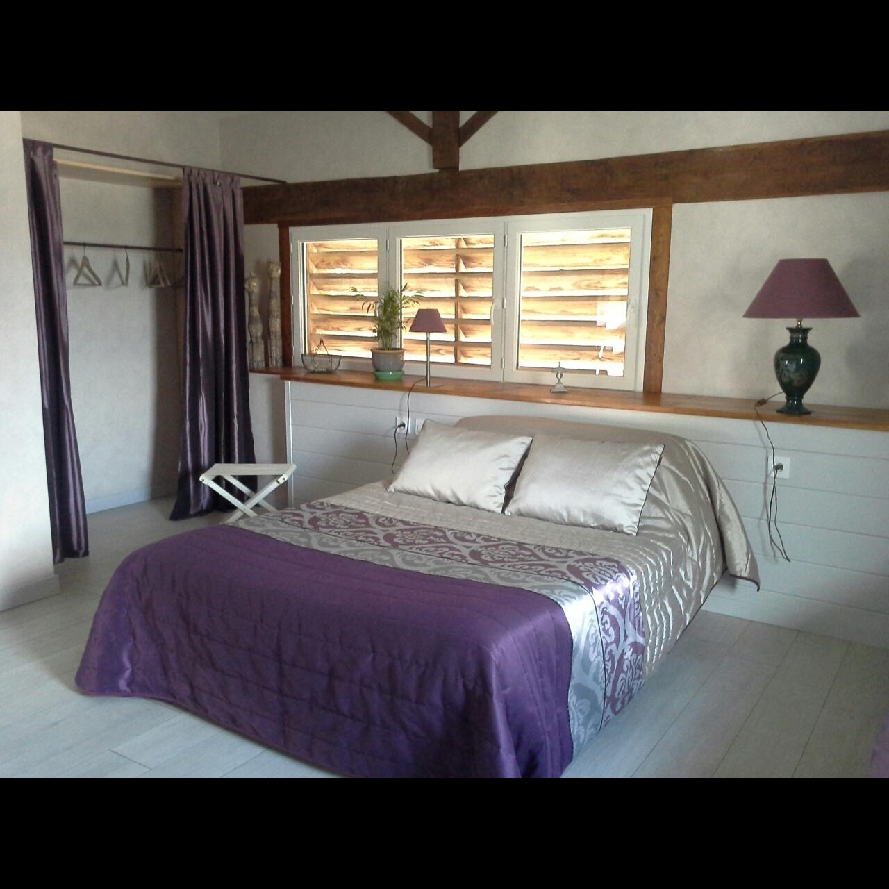 le logis du four 2 chambres d 39 h tes 5 personnes entre futuroscope et marais poitevin. Black Bedroom Furniture Sets. Home Design Ideas