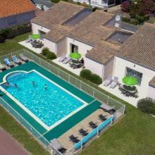 Location de vacances avec piscine près de l'Ile d'Oléron