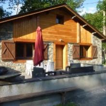 Chalet avec sauna dans les Pyrénées-Orientales à Saint-Pierre-dels-Forcats