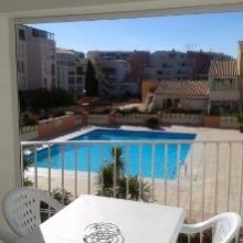 Appartement dans résidence avec piscine au Cap d'Agde