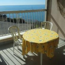Appartement avec grande terrasse au Cap d'Agde