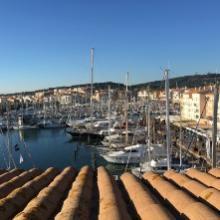 Appartement à 80m du bord de mer au Cap d'Agde