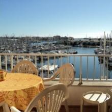 Appartement climatisé au Cap d'Agde