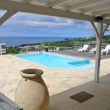 Villa in Martinique close to the seaside