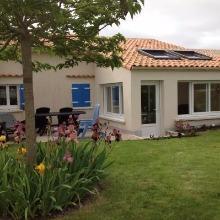 Maison proche du bord de mer à Meschers sur Gironde près de Royan