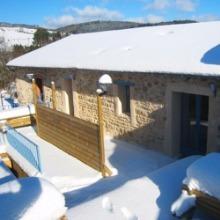 Location d'appartement, chalet ou studio pour vos vacances au ski dans le Massif Central