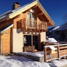 Chalet en Savoie à Valloire