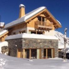 Chalet indépendant à Valloire, station de ski de Savoie
