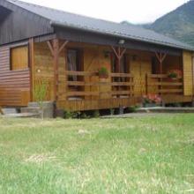 Wooden chalet in Luchon