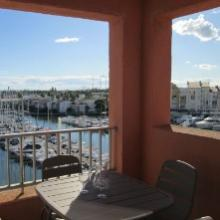 Studio mezzanine au Cap d'Agde