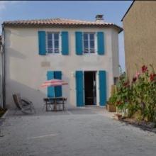 Location proche de Royan avec vue sur l'estuaire de la Gironde