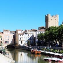 Location de vacances dans le Sud de la France, dans l'Aude