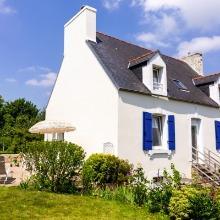 Gite avec jardin à 10mn de la mer en Bretagne