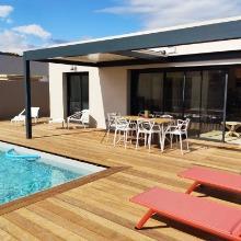 Petite villa de charme en Corse avec piscine privée chauffée