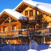 Appartements, studios, chalets pour vos vacances au ski aux Deux-Alpes