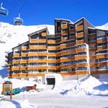 Vacances au ski à Val Thorens, découvrez les hébergements labellisés Clévacances