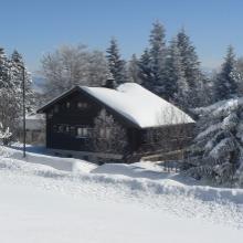 Chalet in the ski resort of Revard in Savoie