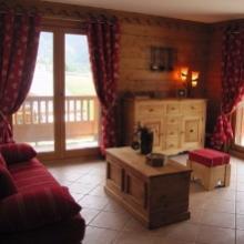 Ski accommodation: apartment, studio, chalet in the Alps