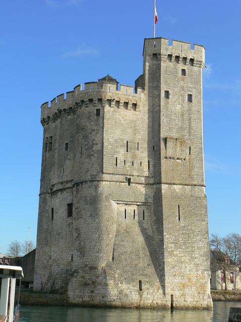 Tour médiévale la Rochelle