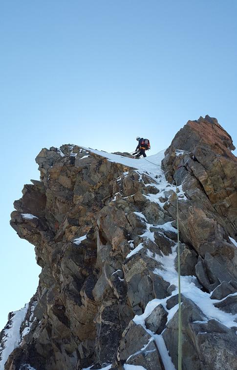 Escalade en Isère