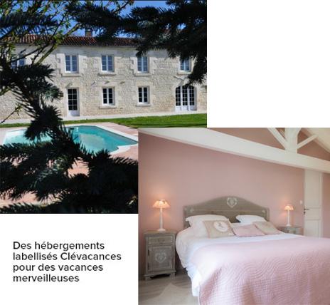Chambres d'hôtes à la Rochelle avec piscine