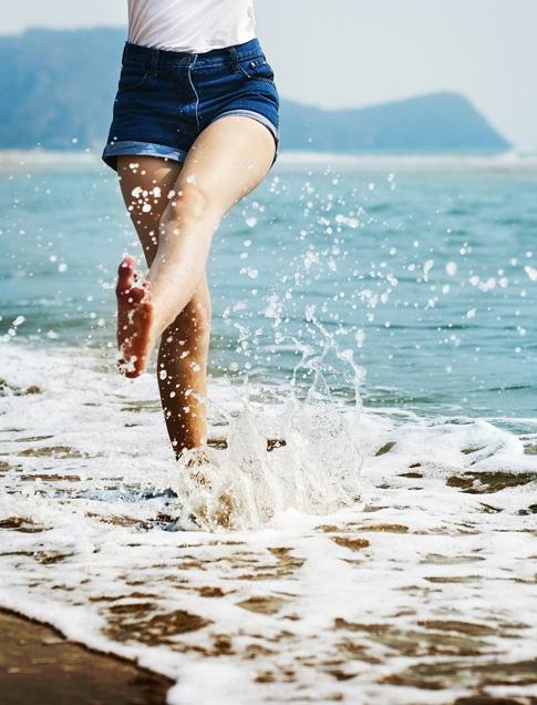 Vacances à Royan en bord de mer