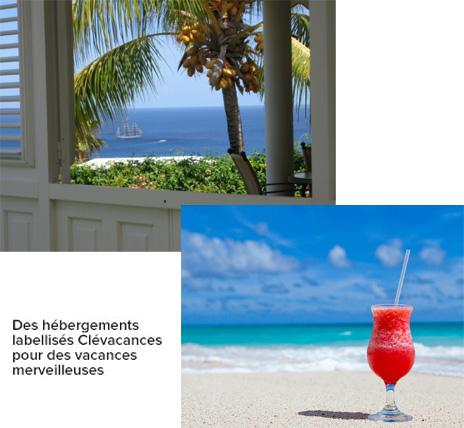 Bord de mer Martinique