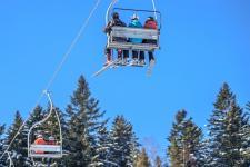 Vacances au ski en famille