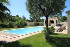 Location au Cap d'Agde avec piscine