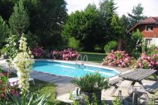 Location de vacances à Annecy avec piscine